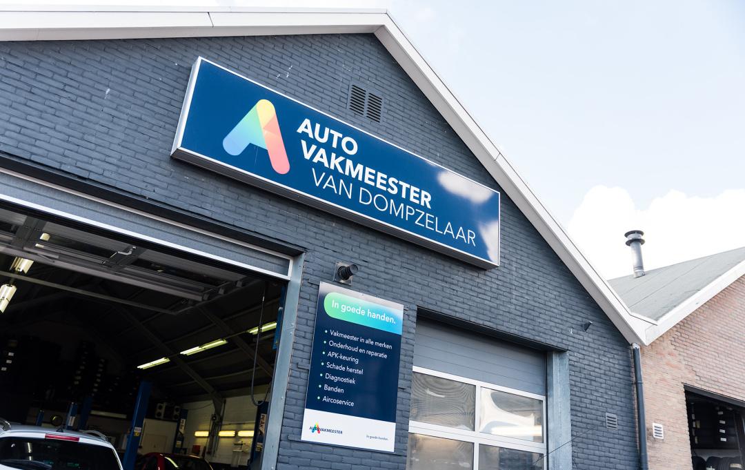 Autovakmeester Van Dompzelaar-Vianen